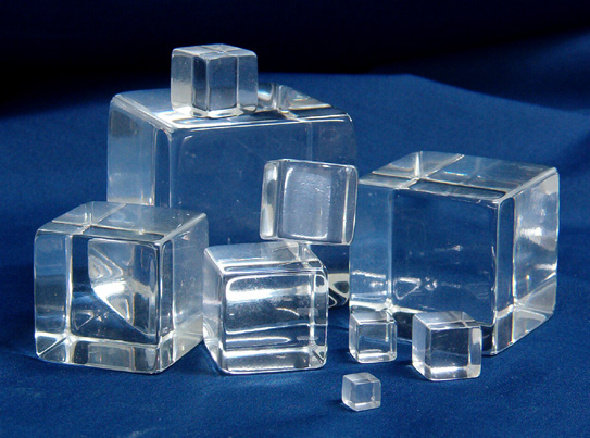 Select from our wide range of acrylic Cubes