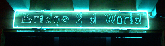 An effective way of doing your signage - Neon and Engraving