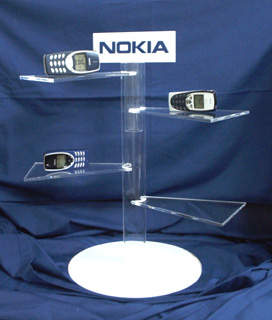 We guarantee you a professional display stand